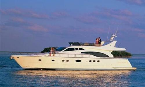 Image of Ferretti 680 for sale in Greece for €650,000 (£561,924) Greece