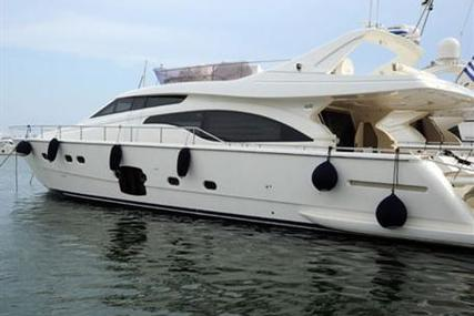 Ferretti 681 for sale in Greece for €750,000 (£634,410)