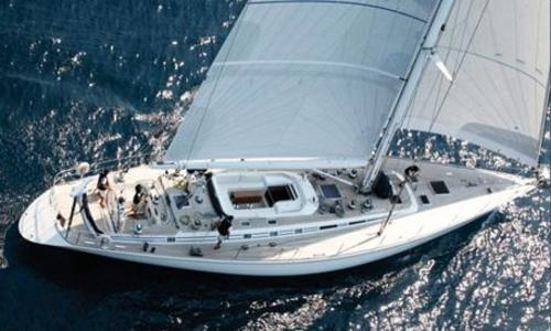 Image of Nautor's Swan 80 for sale in Greece for €740,000 (£643,372) Greece