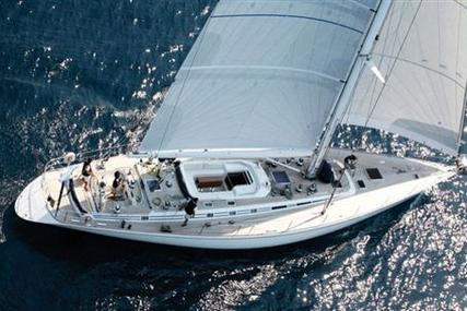 Nautor's Swan 80 for sale in Greece for €740,000 (£669,653)