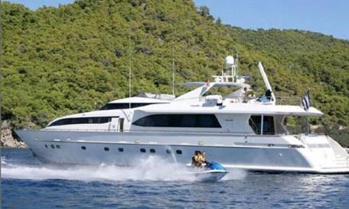 Image of Falcon 115F for sale in Greece for €2,550,000 (£2,304,710) Greece