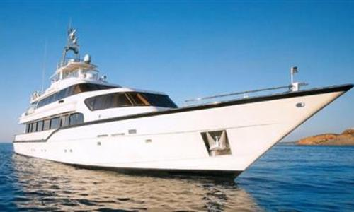 Image of Custom Steel Luxury Cruiser for sale in Greece for €850,000 (£738,533) Greece