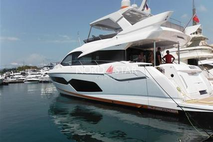 Sunseeker Manhattan 66 for sale in Russia for €2,000,000 (£1,710,820)