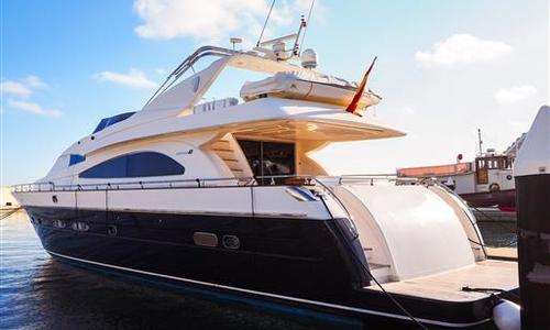 Image of Astondoa 82' GLX for sale in Spain for €899,000 (£776,292) LYING BARCELONA - , Spain