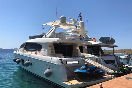 Ferretti FERRETTI 630 for sale in Croatia for €840,000 (£718,821)