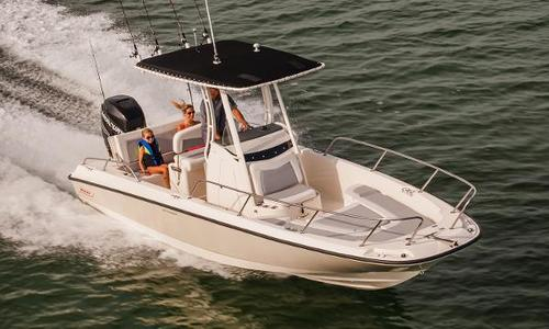 Image of Boston Whaler 240 Dauntless for sale in Spain for €115,000 (£98,372) Santa Ponsa, Santa Ponsa, Spain