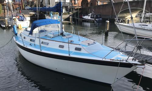 Image of Westerly Seahawk 34 for sale in United Kingdom for £34,000 Hythe Marina Village, Hampshire, , United Kingdom