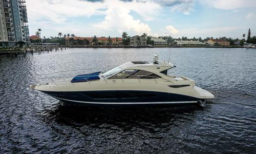 Image of Sea Ray 510 Sundancer for sale in United States of America for $638,000 (£485,962) Boca Raton, FL, United States of America