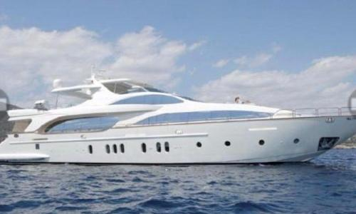 Image of Azimut Yachts 116 for sale in Spain for €2,299,000 (£1,966,588) Mallorca, Spain