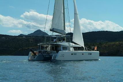 Lagoon 52 for sale in Greece for €670,000 (£573,125)