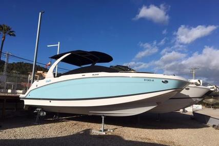 Four Winns HD240 for sale in Spain for €105,000 (£93,645)