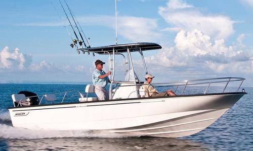 Image of Boston Whaler 210 Montauk for sale in Spain for $125,000 (£94,189) Andratx, Andratx, Spain
