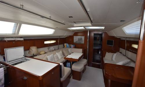 Image of Beneteau Oceanis 50 for sale in Greece for €176,000 (£148,421) Corfu, Greece