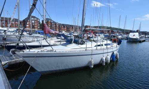 Image of Moody 31 for sale in United Kingdom for £24,950 Swansea, United Kingdom