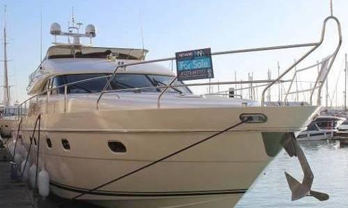 Image of Princess 65 for sale in United Kingdom for £545,000 London St Katherine's Dock, United Kingdom