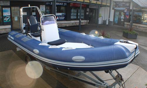 Image of Brig Falcon 500HL for sale in United Kingdom for £14,999 Northern Spain, United Kingdom