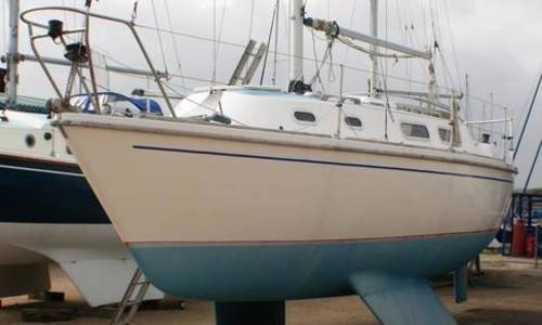 Image of Westerly Griffon for sale in United Kingdom for £6,950 Titchmarsh Marina, Essex, United Kingdom