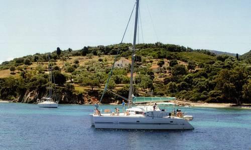 Image of Lagoon 410 Catamaran for sale in Greece for €99,990 (£91,654) Preveza, , Greece