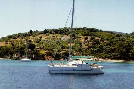 Lagoon 410 Catamaran for sale in Greece for €129,950 (£117,033)