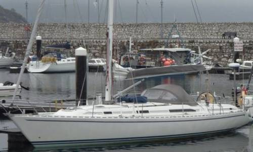 Image of Sadler Starlight 39 for sale in United Kingdom for £59,950 Conwy Marina, North Wales, United Kingdom