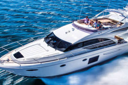 Princess 60 for sale in Turkey for €1,275,000 (£1,117,637)