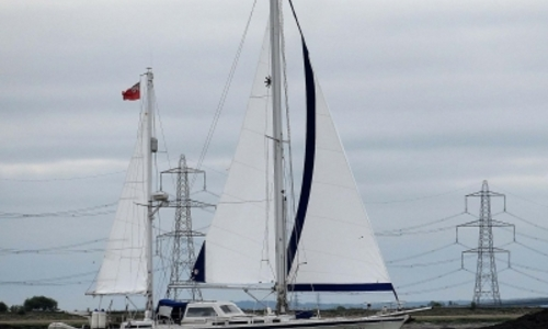 Image of Moody 42 CC for sale in United Kingdom for £75,000 CHATHAM, United Kingdom