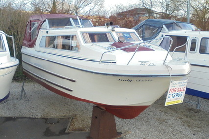 Atlanta 24 Narrow Beam 'Lady Doris' for sale in United Kingdom for £13,995