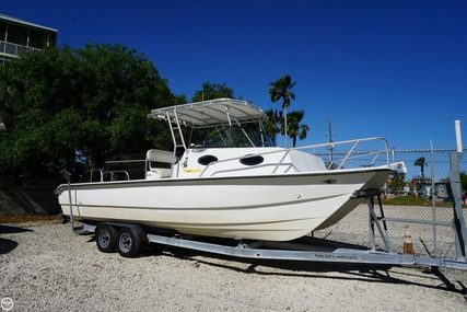 Twin Vee 26 Weekender for sale in United States of America for $49,500 (£37,299)