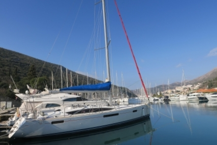 Jeanneau Sun Odyssey 53 for sale in Croatia for €199,000 (£172,265)