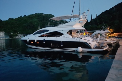 Sunseeker Manhattan 60 for sale in Croatia for €590,000 (£522,651)