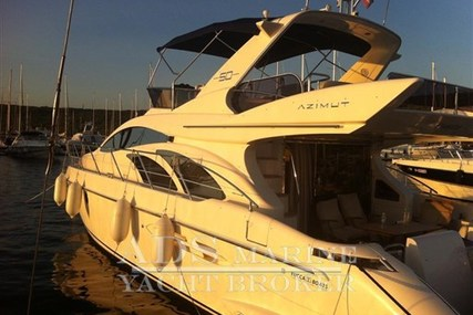 Azimut Yachts 50 Fly for sale in Croatia for €399,000 (£341,309)