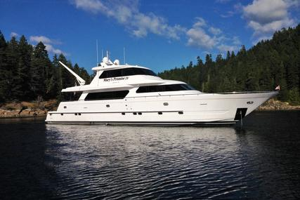 Horizon Skylounge Cockpit Motor Yacht for sale in United States of America for $2,195,000 (£1,661,117)