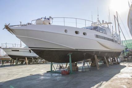 Baglietto Ischia 80 for sale in Spain for €99,000 (£89,571)