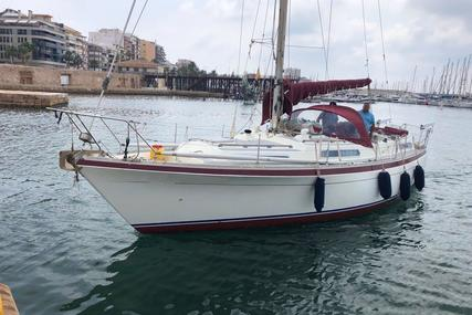 Moody 36CC for sale in Spain for €29,995 (£25,658)