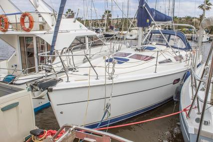 Hunter 36 for sale in Spain for €59,995 (£51,320)