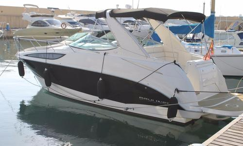 Image of Bayliner 285 Cruiser for sale in Spain for €69,995 (£59,874) Spain
