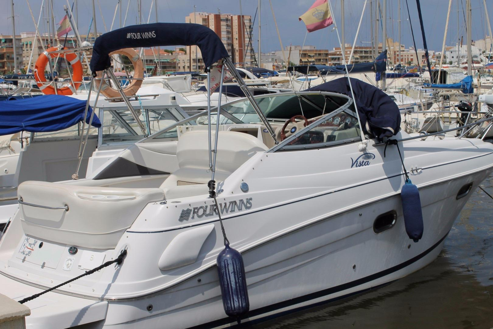 Four Winns 248 Vista for sale in Spain for €44,950