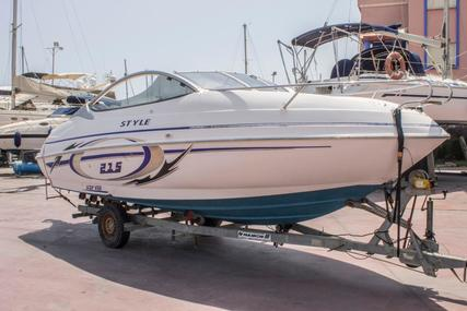 Fibrafort Style 215 for sale in Spain for €19,995 (£17,111)