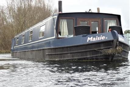 Wide Beam Narrowboat swiftcraft for sale in United Kingdom for £54,950
