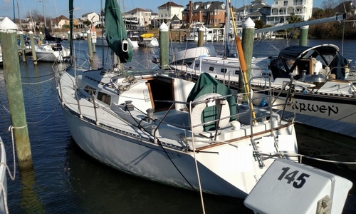 Image of C & C Yachts 34 for sale in United States of America for $25,000 (£17,744) Key Largo, Florida, United States of America
