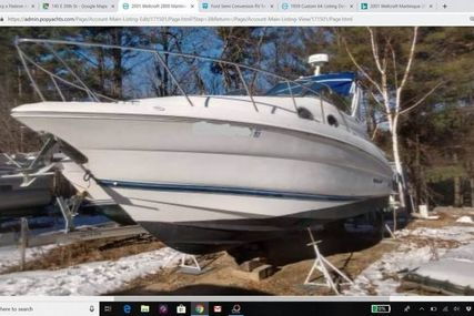 Wellcraft 2800 Martinique for sale in United States of America for $15,500 (£11,679)