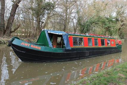 Narrowboat 42' Harborough Cruiser Stern for sale in United Kingdom for £19,950