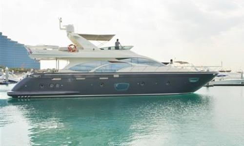 Image of Azimut Yachts 75 for sale in Bahrain for $1,150,000 (£869,447) Bahrain