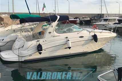 Sea Ray 315 DA Sundancer for sale in France for €54,500 (£48,795)