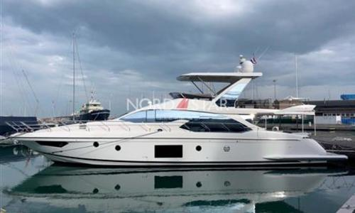 Image of Azimut Yachts 66 Fly for sale in Croatia for €1,530,000 (£1,311,391) Split, Croatia