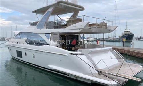 Image of Azimut Yachts 66 Fly for sale in Croatia for €1,530,000 (£1,397,273) Split, Croatia