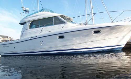 Image of Beneteau Antares 10.80 for sale in United Kingdom for £72,500 Neyland Marina, United Kingdom