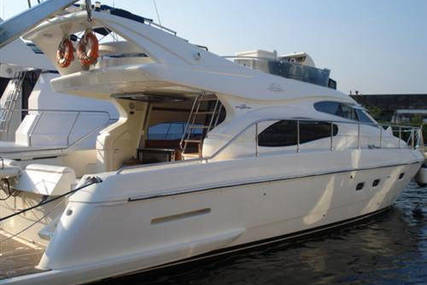 Ferretti 500 for sale in Spain for €395,000 (£341,085)