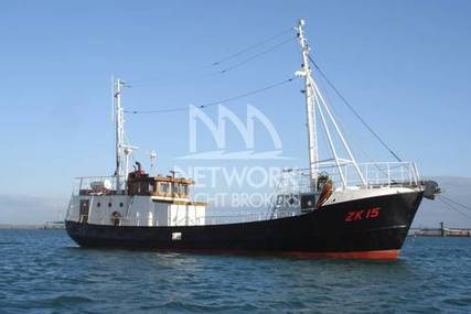 Trawler Yacht Converted Charter Motor Yacht for sale in Spain for €169,000 (£145,221)