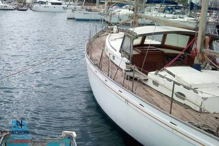 Laurent Giles Wooden Ketch 45 ft for sale in Italy for €23,000 (£20,258)